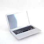 Карманное зеркальце MacBook Air