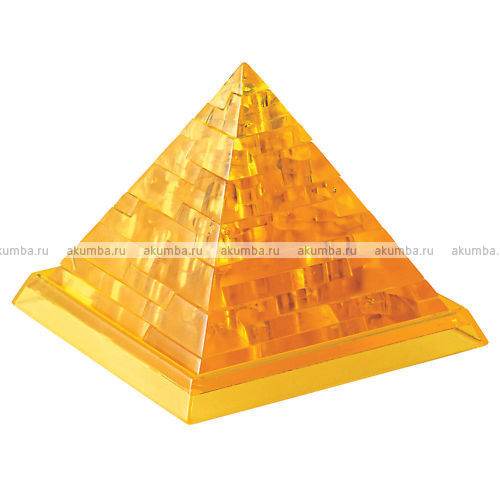 3D Кристалл Пазл Пирамида