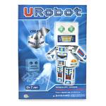 3D конструктор робот Карл. URobot Karl