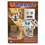 3D конструктор робот Рей. URobot Rey