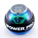 Кистевой тренажер Power Pro синий (счётчик)