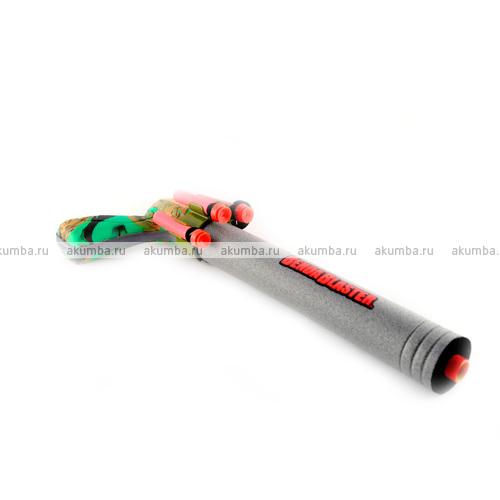 Бластер Zing с гибким стволом Benda Blaster