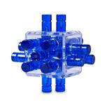 Головоломка Log Puzzle синяя