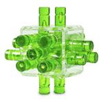 Головоломка Log Puzzle зеленая