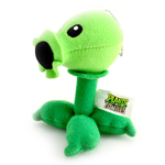 Плюшевый брелок Горохострел (Plants vs Zombies)