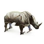 Механическая головоломка Носорог