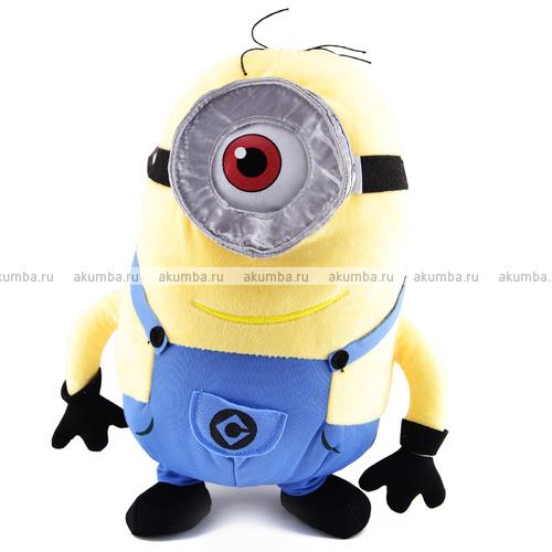 """ОПТ Мягкая игрушка Миньон """"Стюарт"""" 30 см"""