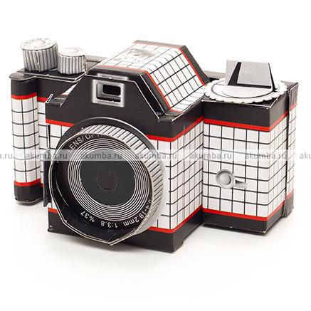 Набор для сборки фотоаппарата RETRO