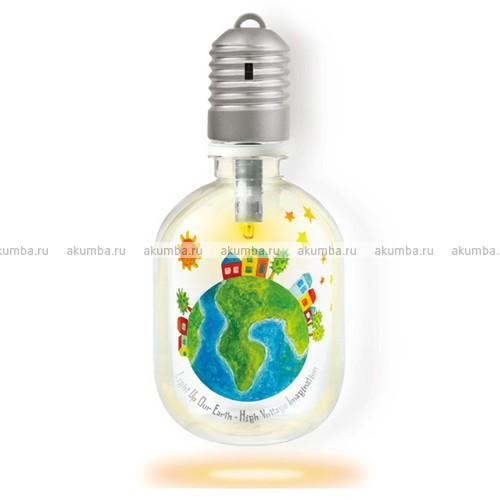 Набор Светильник из бутылки
