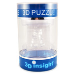Объемная 3D головоломка Панда
