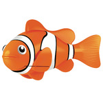 Оранжевая рыбка-робот Робофиш. Robofish