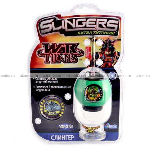 Стартовый набор для игры Slingers (Слингерс)