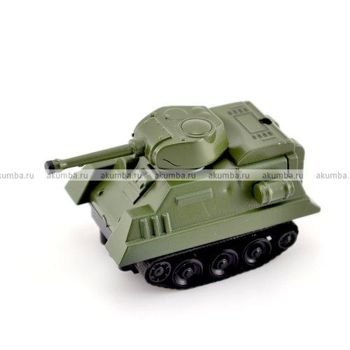 Умная машинка на индуктивном управлении - танк