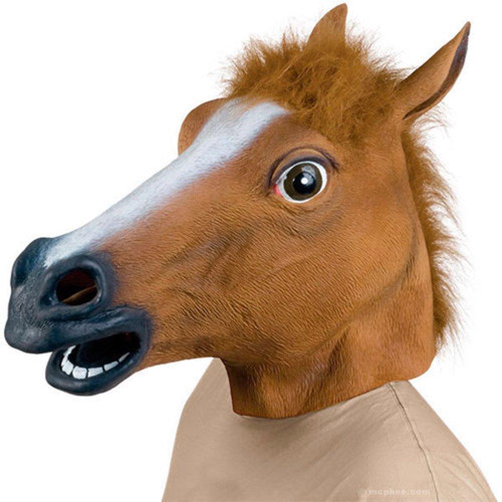 Голова лошади из бумаги своими руками
